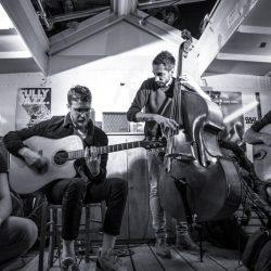 Gypsy Jazz Sessions Low Leaf © Emilien Itim