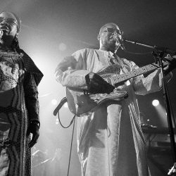 Amadou & Mariam, Chapiteau (c) Claude Dussez