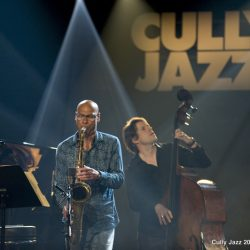 Joshua Redman, special guest of the Reis Demuth Wiltgen trio, Chapiteau (c) Jean-Marc Guélat