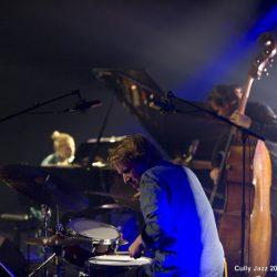 Marie Kruttli trio, Chapiteau (c) Marko Stevic