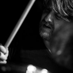 Jeremias Kellers Vertigo, Schlagzeug (c) Jean-Marc Guélat
