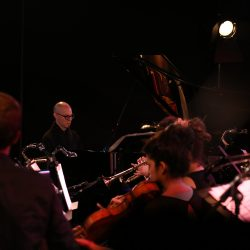 Nik Bärtsch & HEMU Jazz Orchestra, Chapiteau (c) Tisa Sencur