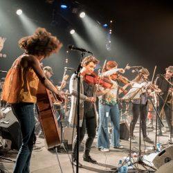 Orchestre Tout Puissant Marcel Duchamp XXL, Chapiteau (c) Michel Bertholet