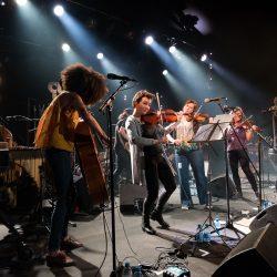 Orchestre Tout Puissant Marcel Duchamp XXL, Chapiteau (c) LoOrent