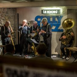 Louisiana Jazz Band, Le Biniou (c) Sébastien Bovard