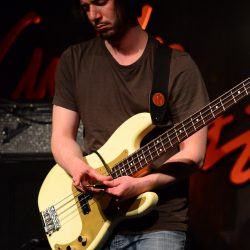 Jeremias Kellers Vertigo, Schlagzeug (c) Sébastien Bovard