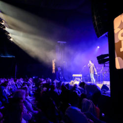 Cully Jazz Festival 2019 - Jean-Yves Cavin, directeur programmation au chapiteau (c) loOrent
