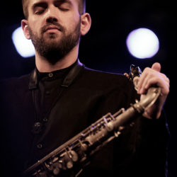Shems Bendali Quintet, Arthur Donnot (c) Claude Dussez