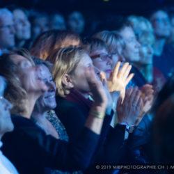 Cully Jazz Festival 2019 - ambiance chapiteau (c) Michel Bertholet