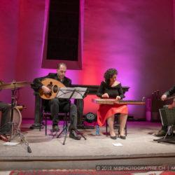 Maya Youssef Quartet - next step (c) Michel Bertholet