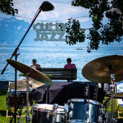 Cully Jazz à la plage (c) Luthor