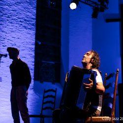Cully Jazz Estival 2021 – Andreas Schaerer & Luciano Biondini (c) Dom Smaz