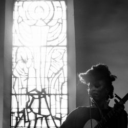 Cully Jazz Estival 2021 - Sandra Nkaké (c) Luthor
