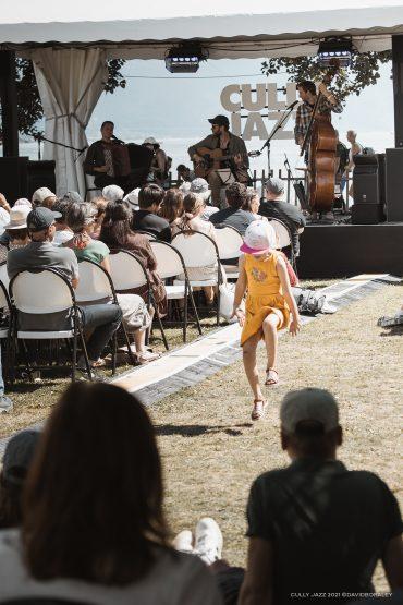 Cully Jazz Estival 2021 – Gypsy Jazz Sessions (c) David Boraley