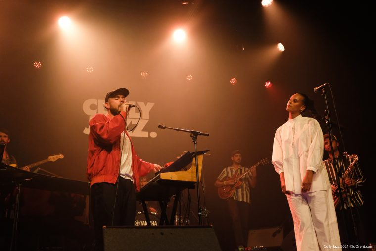 Cully Jazz Estival 2021 – Gaspard Sommer et Melissa Bon (c) LoOrent