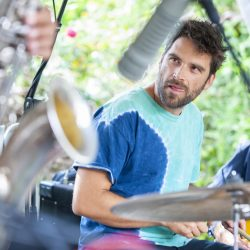 Cully Jazz Estival 2021 – L'Orage - Nelson Schaer (c) Marko Stevic