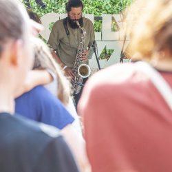 Cully Jazz Estival 2021 – L'Orage - Ganesh Geymeier (c) Marko Stevic