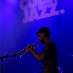 Cully Jazz Estival 2021 – Carte blanche à Anne Paceo - Zacharie Ksyk (c) David Boraley