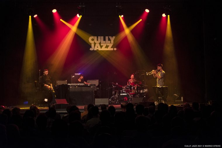 Cully Jazz Estival 2021 – Carte blanche à Anne Paceo (c) Marko Stevic