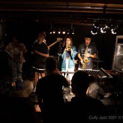 Cully Jazz Estival 2021 - Angelo Powers (c) Michel Bertholet