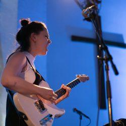 Cully Jazz Estival 2021 – Andrina Bollinger (c) Michel Bertholet