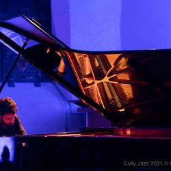 Cully Jazz Estival 2021 - Faraj Suleiman (c) Michel Bertholet